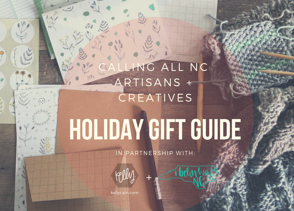 Shop Small NC Holiday Gift Guide