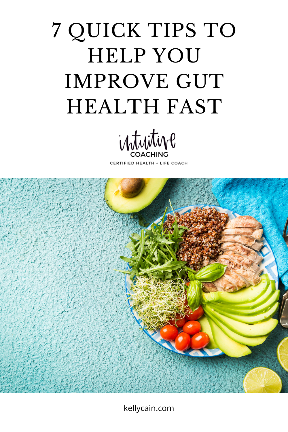 7 Quick Tips to Help You Improve Gut Health Fast