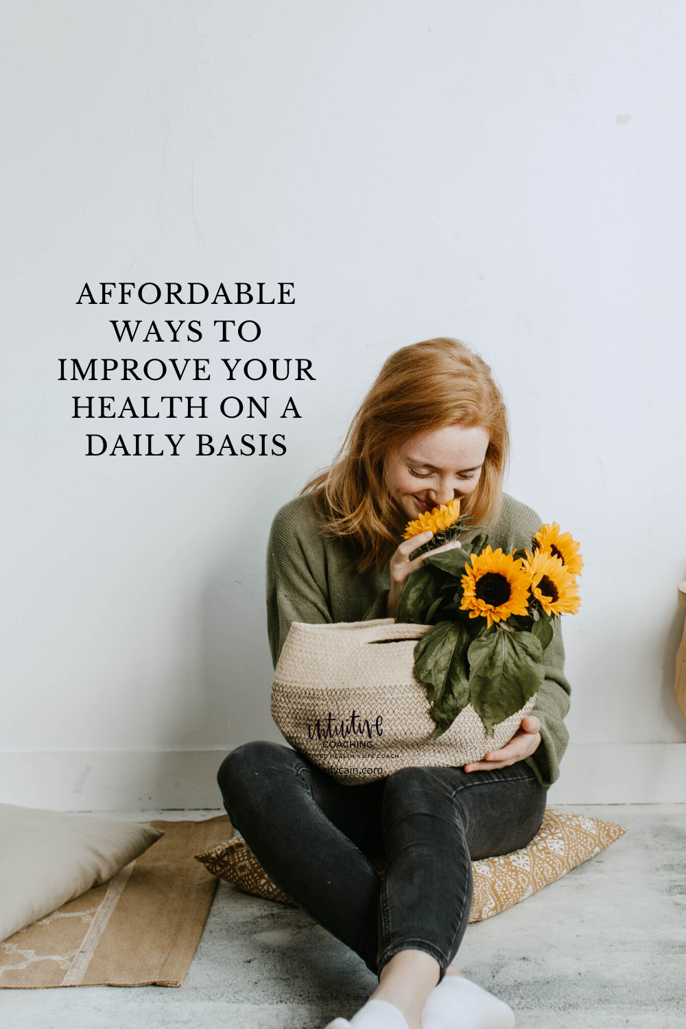 Affordable Ways to Improve Your Health on a Daily Basis