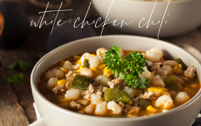 White Chicken Chili Recipe Crock Pot + Instant Pot